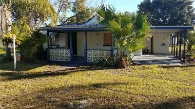 Punta Gorda Single Family Home For Sale: 1426 Gary Street