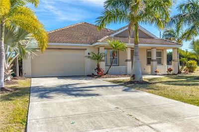 Punta Gorda Single Family Home For Sale: 17654 Vellum Circle