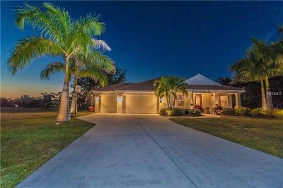 Punta Gorda Single Family Home For Sale: 17509 Lockhart Court