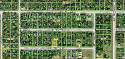 Port Charlotte Residential Lots & Land For Sale: 17442 Galahad Avenue