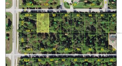 Port Charlotte Residential Lots & Land For Sale: 18019 Bly Avenue