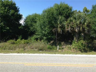 Port Charlotte Residential Lots & Land For Sale: 24500 Harborview Road