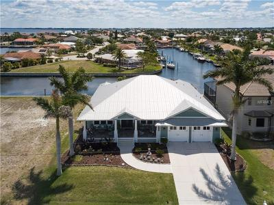 Punta Gorda, Port Charlotte Single Family Home For Sale: 40 Colony Point Drive