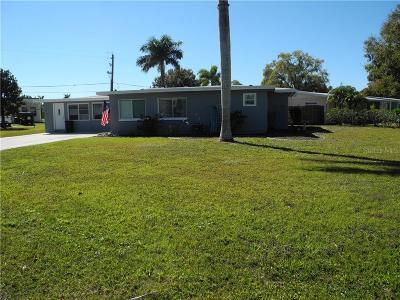 Punta Gorda Single Family Home For Sale: 421 W Grace Street