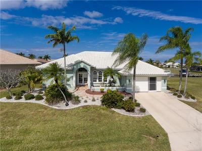 Punta Gorda Single Family Home For Sale: 324 Trieste Drive