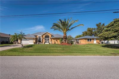 Port Charlotte Single Family Home For Sale: 2269 Achilles Street