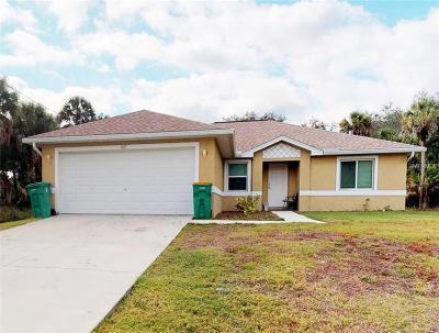 Single Family Home For Sale: 167 Salisbury Street