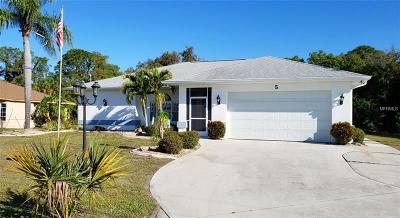 Single Family Home For Sale: 5 Charleston Circle