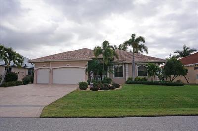 Punta Gorda Single Family Home For Sale: 3450 Sandpiper Drive