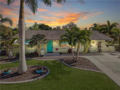 Punta Gorda Single Family Home For Sale: 3020 Palm Drive