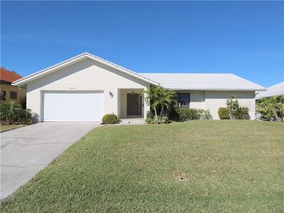 Punta Gorda Single Family Home For Sale: 2834 Sancho Panza Court