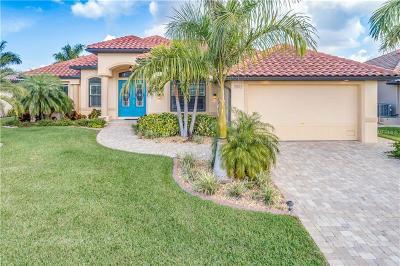 Punta Gorda Single Family Home For Sale: 2802 Magdalina Drive