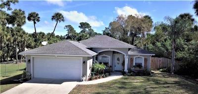 Single Family Home For Sale: 3934 Johannesberg Road