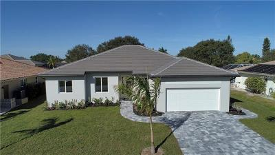 Punta Gorda Single Family Home For Sale: 2929 Magdalina Drive