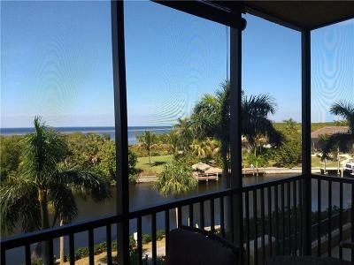 Lee County Condo For Sale: 3333 Sunset Key Circle #204