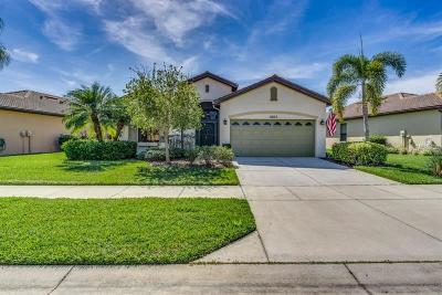 North Port Single Family Home For Sale: 2662 Arugula Drive