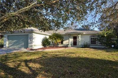 North Port Single Family Home For Sale: 4084 Garbett Terrace
