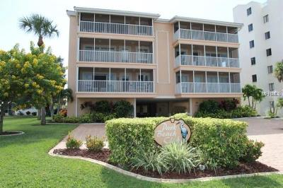 Punta Gorda, Port Charlotte Condo For Sale: 1477 Park Beach Circle #24