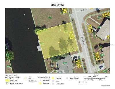Port Charlotte Residential Lots & Land For Sale: 202 SEverin Road SE