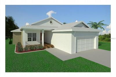 Punta Gorda Single Family Home For Sale: 3001 Chapman Blvd