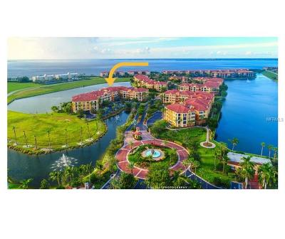 Punta Gorda, Port Charlotte Condo For Sale: 99 Vivante Boulevard #408