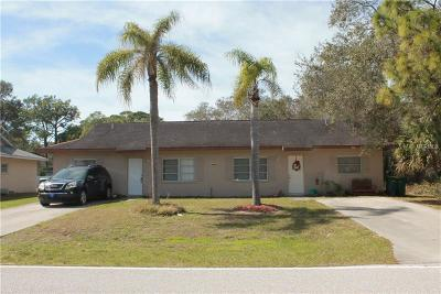 Port Charlotte Multi Family Home For Sale: 2087 Como Street #B, A