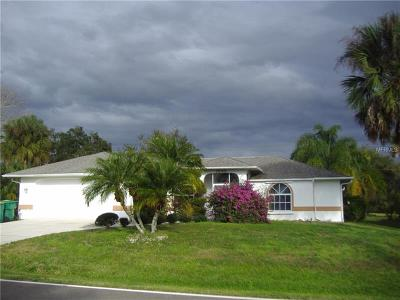 Port Charlotte Single Family Home For Sale: 1248 Alton Road