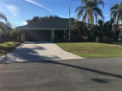 Punta Gorda FL Single Family Home For Sale: $319,000