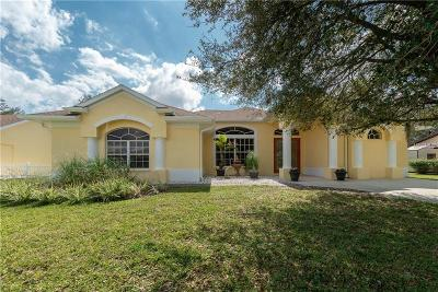 Single Family Home For Sale: 28435 Silver Palm Drive