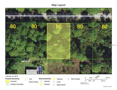 Residential Lots & Land For Sale: 12111 Joyner Avenue