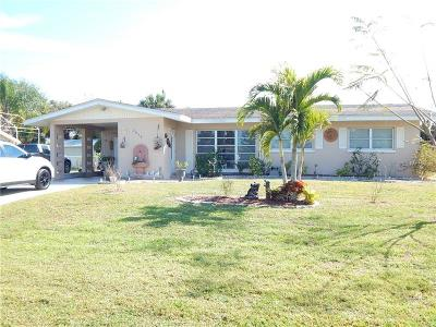 Port Charlotte Single Family Home For Sale: 3050 Perdue Terrace