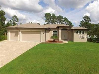 Punta Gorda Single Family Home For Sale: 16442 Tonawanda Drive