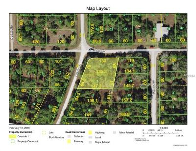 Punta Gorda Residential Lots & Land For Sale: 13142 Mizell Avenue