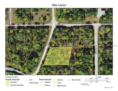 Punta Gorda Residential Lots & Land For Sale: 13154 Mizell Avenue