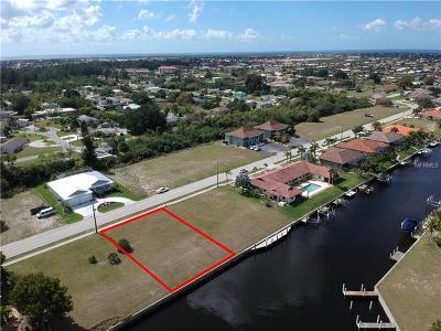Punta Gorda Residential Lots & Land For Sale: 2714 Magdalina Drive