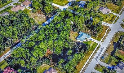 North Port Residential Lots & Land For Sale: Mincey Terrace