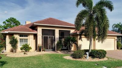 Punta Gorda FL Single Family Home For Sale: $629,000