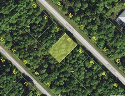 Residential Lots & Land For Sale: 12357 Chamberlain Boulevard
