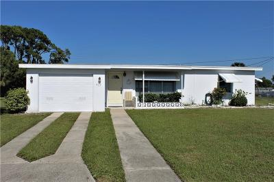 Port Charlotte Single Family Home For Sale: 412 Dunn Drive NE