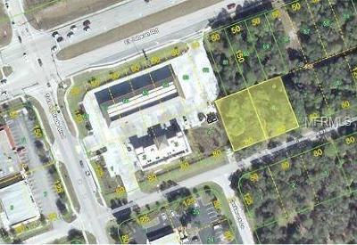 Port Charlotte Residential Lots & Land For Sale: 1827 & 1835 Cedarwood Street