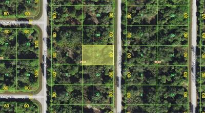 Port Charlotte Residential Lots & Land For Sale: 2179 Rickover Street