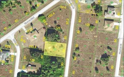 Port Charlotte Residential Lots & Land For Sale: 119 Sterling Street