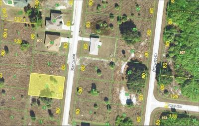 Port Charlotte Residential Lots & Land For Sale: 123 Flanders Street