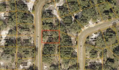 North Port Residential Lots & Land For Sale: Hamer Terrace