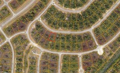 North Port Residential Lots & Land For Sale: Vineyard Circle