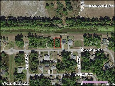 North Port Residential Lots & Land For Sale: Grandview Drive