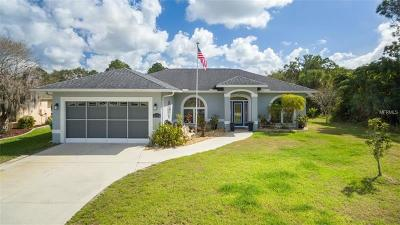 Port Charlotte Single Family Home For Sale: 2162 Como Street