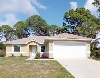 Port Charlotte FL Single Family Home For Sale: $192,500