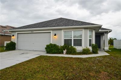 Punta Gorda Single Family Home For Sale: 27078 Brook Forest Road