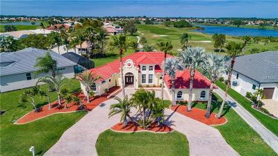 Punta Gorda Single Family Home For Sale: 286 Madrid Boulevard